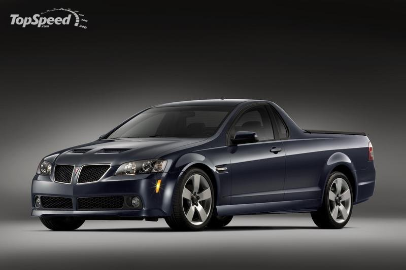 What could have been: The Pontiac G8 Sports Truck