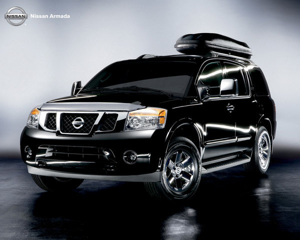 Nissan Pathfinder Platinum >> 2010 Nissan Armada | car review @ Top Speed