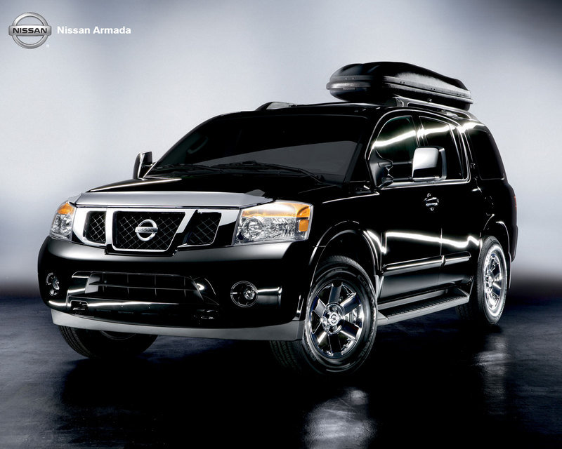 Nissan Armada Reviews Specs Amp Prices Top Speed