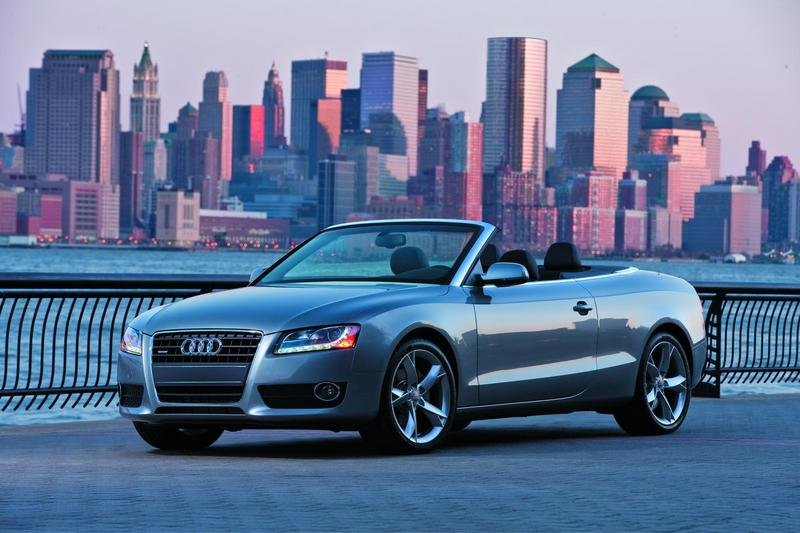 2010 Audi S4 and A5/S5 Cabriolet prices announced