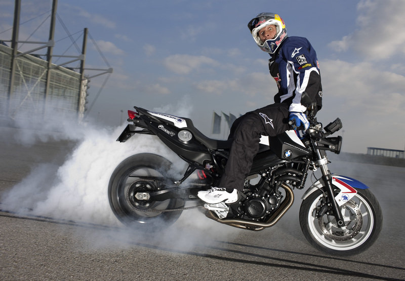 2010 BMW F800R Chris Pfeiffer replica (for lucky Europeans) - image 317104