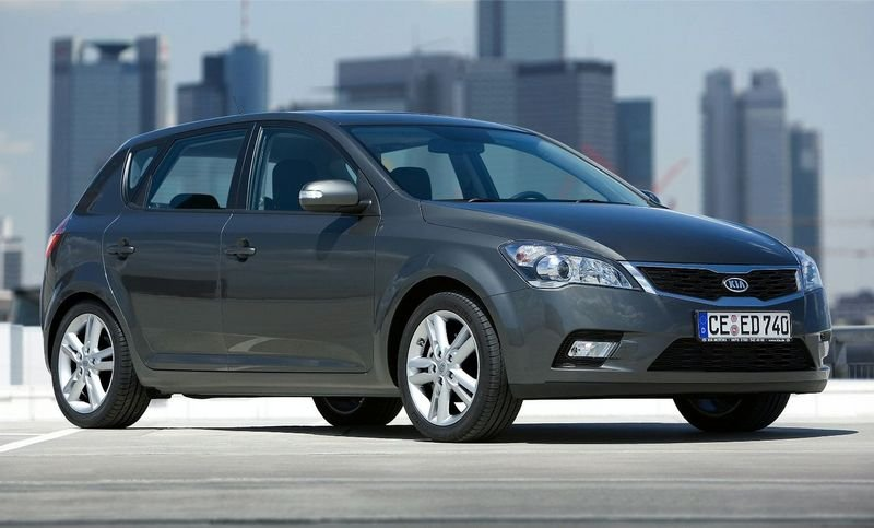 2010 Kia Ceed Pictures Photos Wallpapers Top Speed