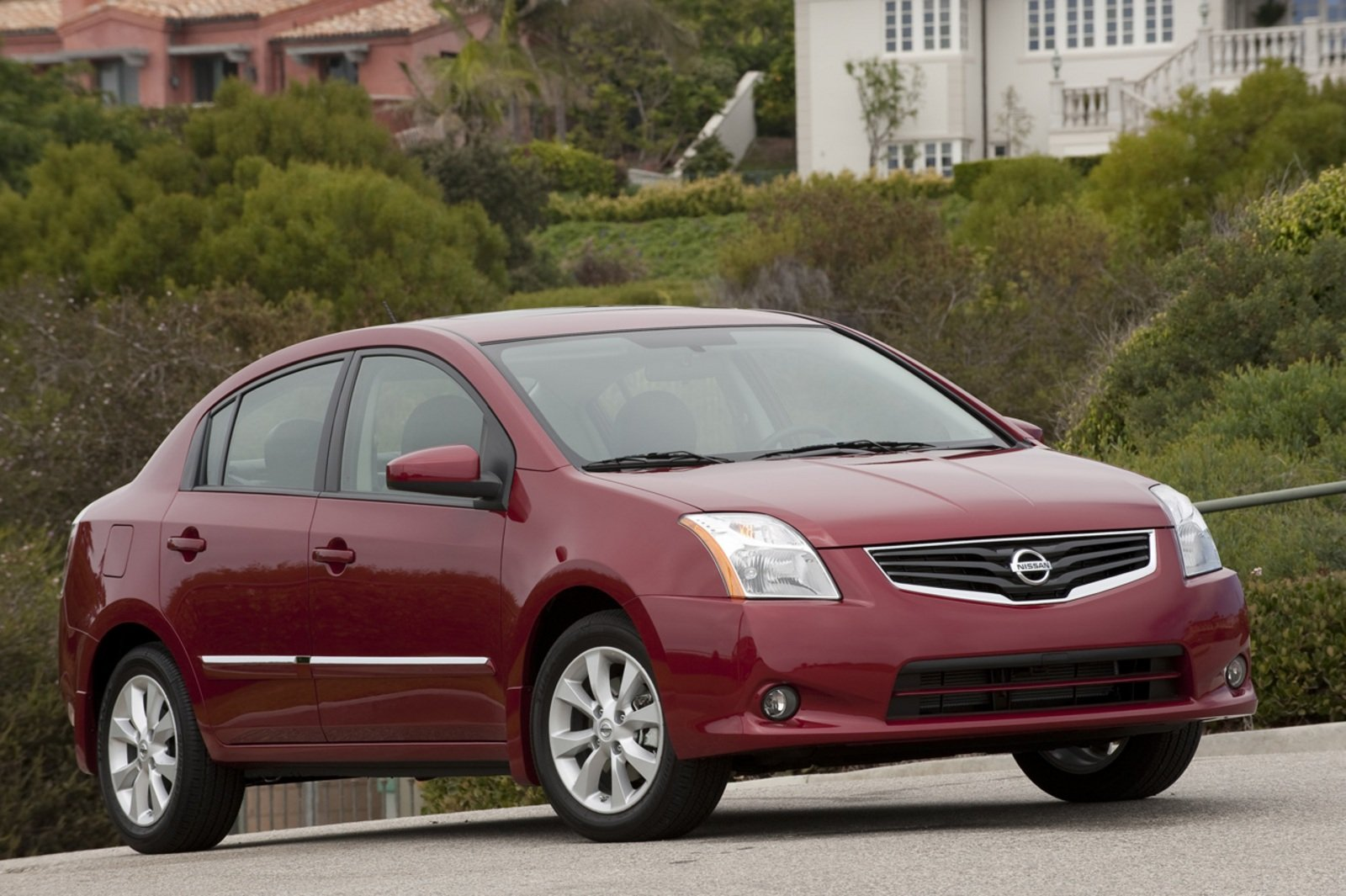 Nissan Sentra Reviews Specs Prices Photos And Videos Top Speed 2011 Altima Fuse Box Menu 2010