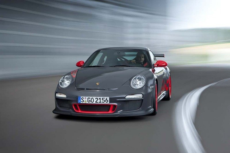 2010 Porsche 911 GT3 RS High Resolution Exterior - image 316044