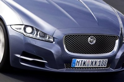 2012 Jaguar XJ Coupe rendered