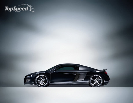 600 HP ABT tuned Audi R8