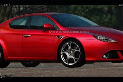 Alfa Romeo to send Giulia sedan to the US