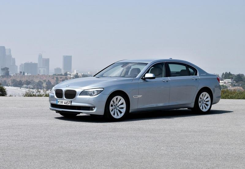 2010 BMW ActiveHybrid 7 - image 315090