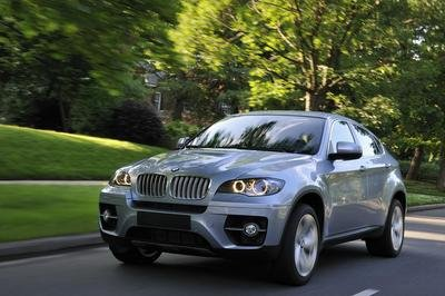 2010 Bmw Activehybrid X6 Top Speed