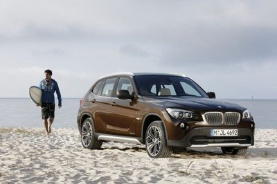 Video: BMW releases first X1 commercial