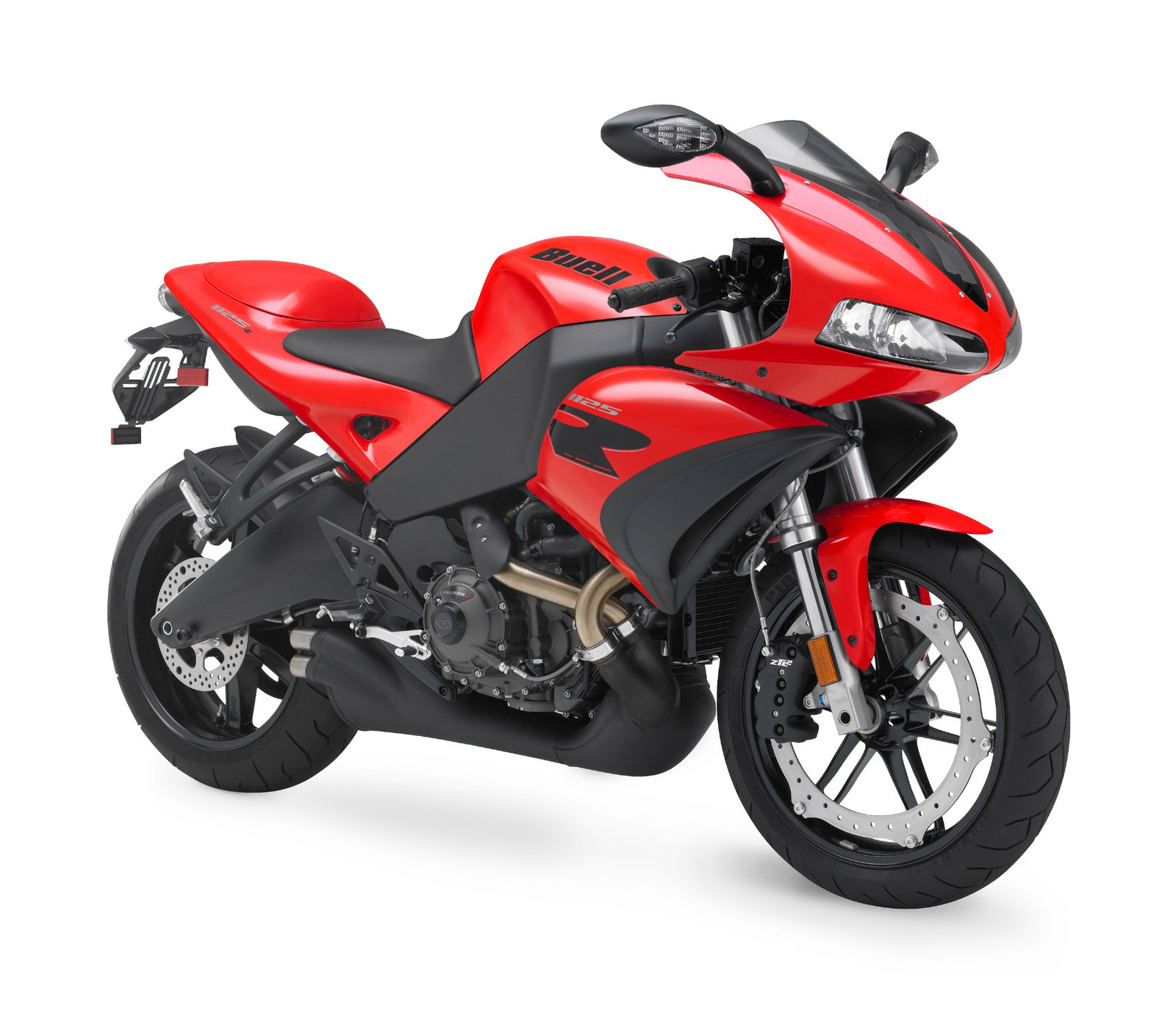 Motorcycle Review Top Speed: 2010 Buell 1125R - Picture 316717