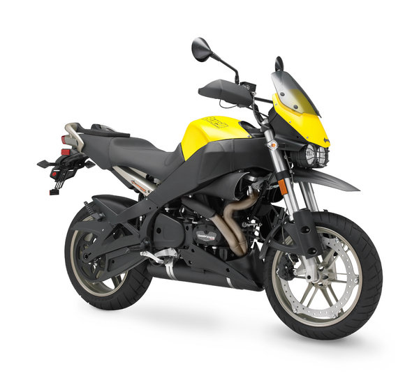 Motorcycle Review Top Speed: 2010 Buell Ulysses XB12X/XB12XT