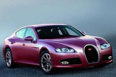Bugatti Bordeaux rendered again