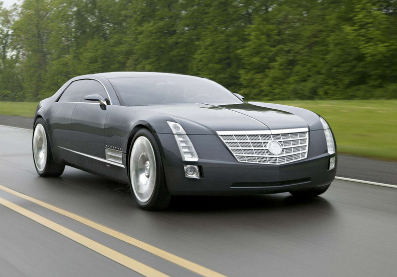 Cadillac XTS will be inspired by the Sixteen Concept