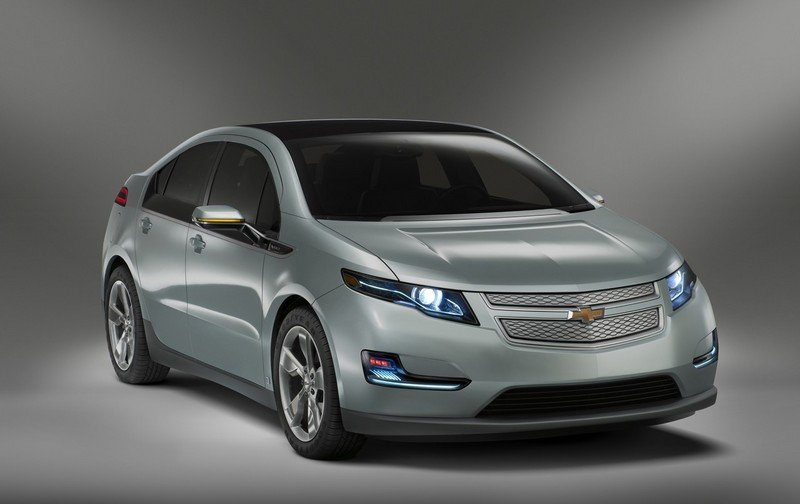 Chevrolet Volt Expects 230 MPG in City Driving