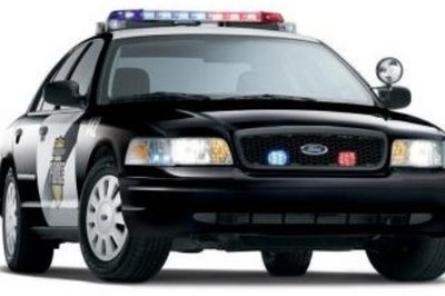 Ford Taurus to replace Crown Victoria as police cruisers