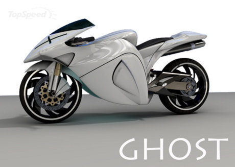 ghost motorcycle concept