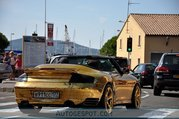 Golden Porsche 996 Turbo rides again - image 314605