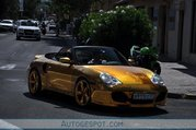 Golden Porsche 996 Turbo rides again - image 314606
