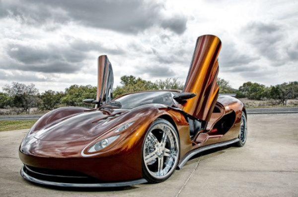 Acura Exotic Car >> RMC Scorpion Hydrogen Powered Super Car News - Top Speed