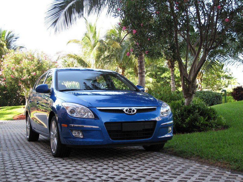 Initial thoughts: Hyundai Elantra Touring