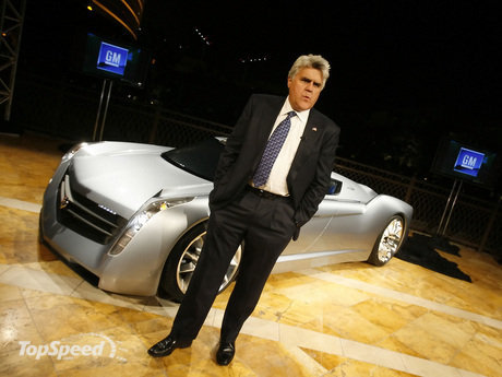 Jay Leno to have 'Green Car Challenge' as one of his main segments on his new show