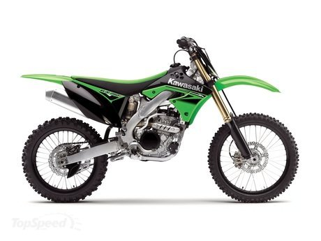 Kawasaki 250f. Kawasaki 250f Monster Edition