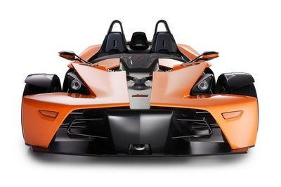 KTM temporarily stops production of the X-Bow