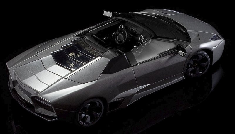 Rumor: the Lamborghini Reventon roadster could debut in Frankfurt