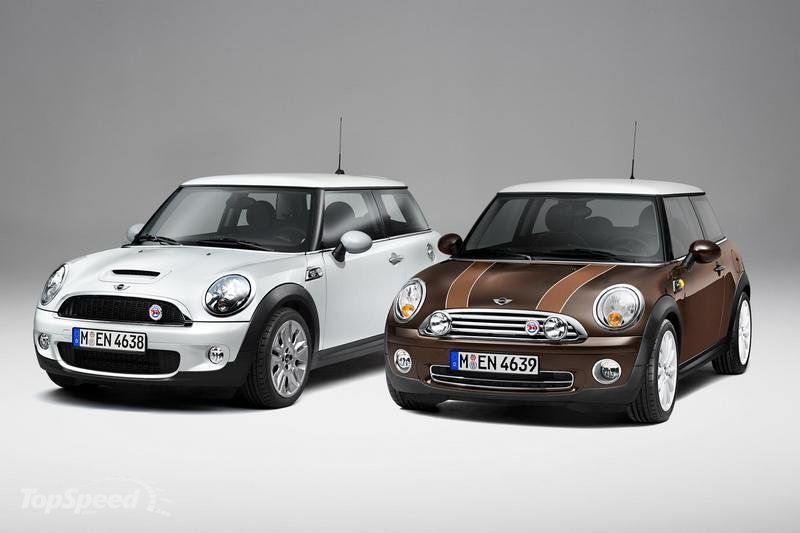 MINI Camden and Mayfair to make appearance at Frankfurt Motor Show as part of MINI's 50th anniversary