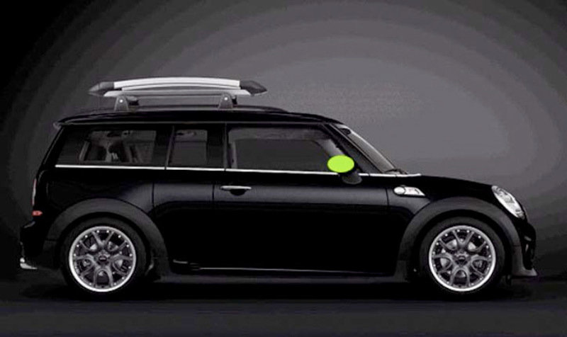 "MINI ""Rally Edition"" Clubman S headed to America"