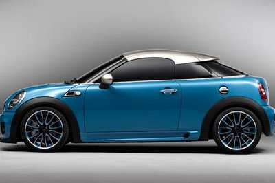 MINI reveals Coupe Concept on the day of its 50th anniversary