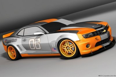 Momentum Race Group to use 2010 Camaro for the KONI Sports Car Challenge racing series