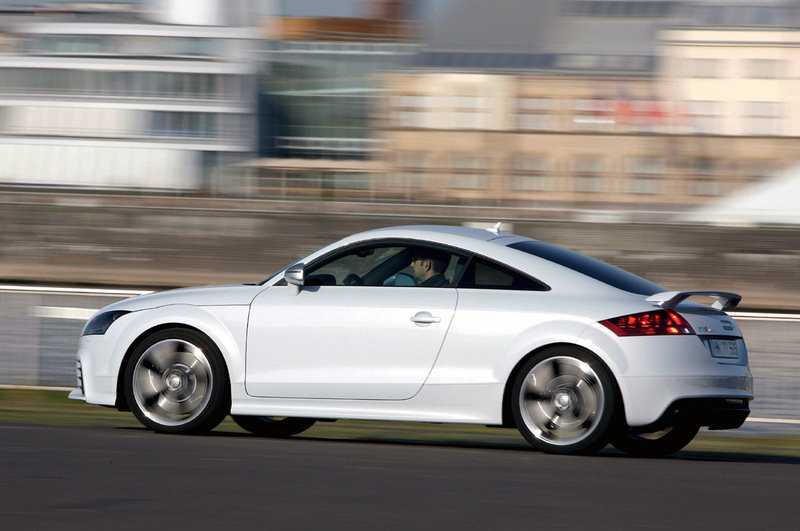 Sportec tunes the Audi TT RS to the tune of 400 HP