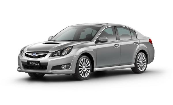 subaru legacy amp outback to debut in frankfurt picture