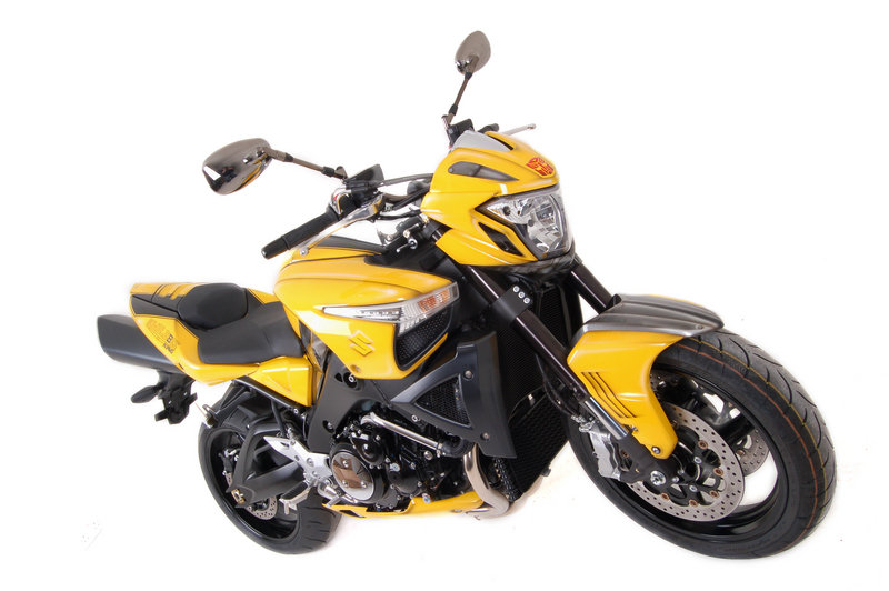Suzuki Bumble B-King Limited Edition
