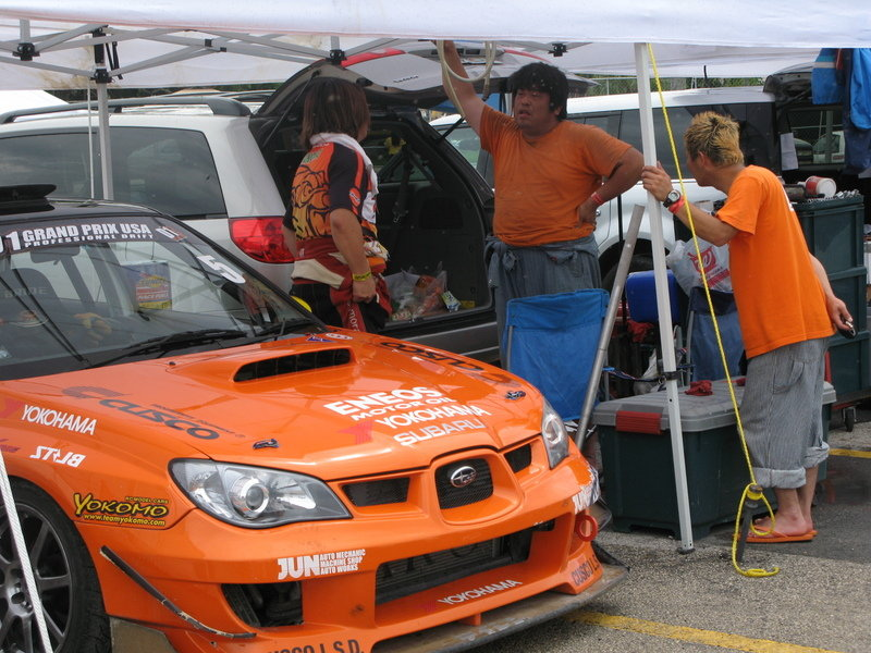 Team Orange D1GP USA Chicago scandal in the windy city results in $17,500 in fines