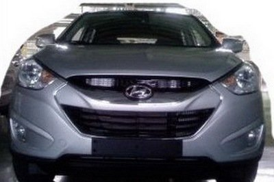 The first unimpeded look at the Hyundai iX35