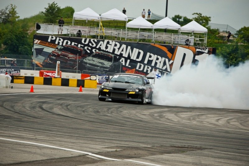Video: D1GP USA Round 3 Chicago with gallery