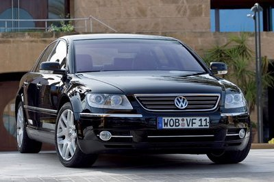 Volkswagen Phaeton set to make a return to the U.S. market