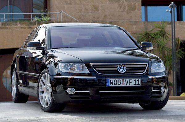 volkswagen phaeton set to make a return to the u.s. market picture