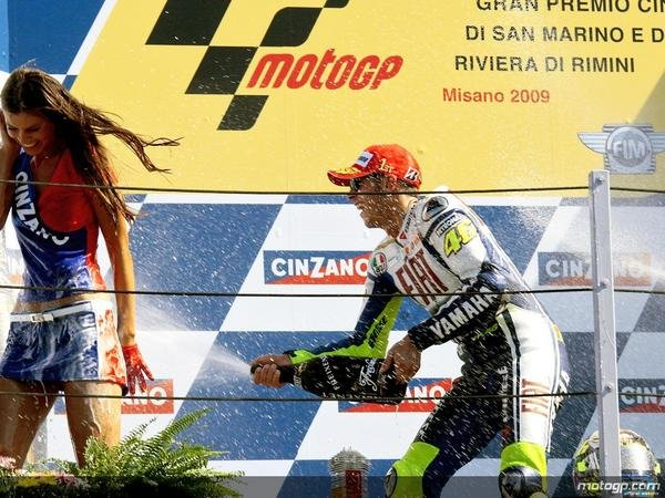 2009 motogp race report from misano picture