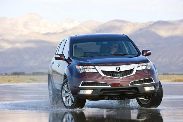 2010 acura mdx car review top speed. Black Bedroom Furniture Sets. Home Design Ideas