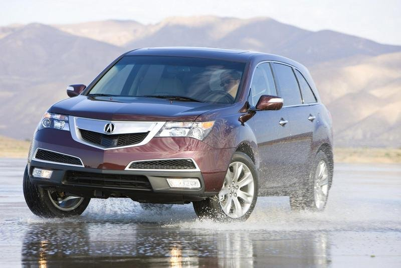 2010 acura mdx review gallery 323052 top speed. Black Bedroom Furniture Sets. Home Design Ideas