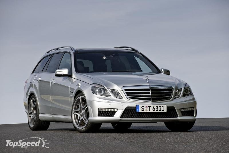 2010 Mercedes-Benz E63 AMG Estate - image 320660