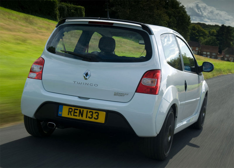 2010 Renault Twingo RS 133 Cup