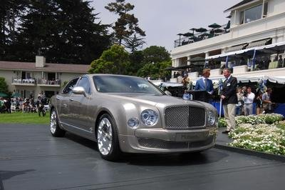 Bentley Mulsanne Reviews Specs  Prices  Top Speed