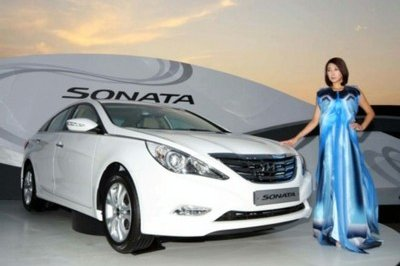Video: 2011 Hyundai Sonata unveiled in South Korea