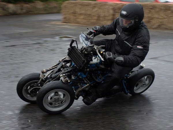 4mc The Four Wheeled Motorcycle Motorcycle News Top