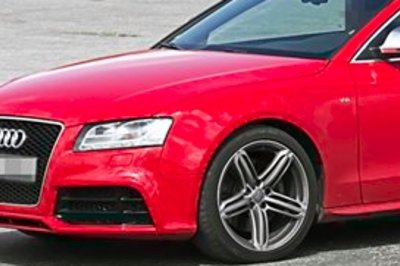 Audi RS5 Spied again, this time looking a lot closer to a production version